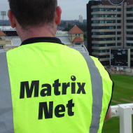 Data Network For Nottingham Cricket Club